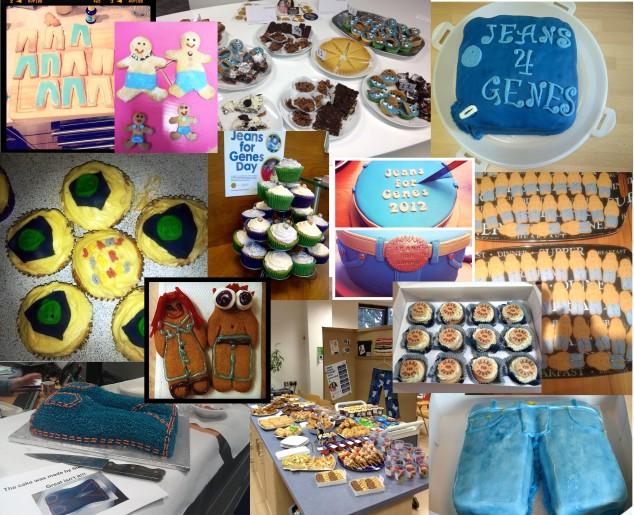 Cake montage 2012