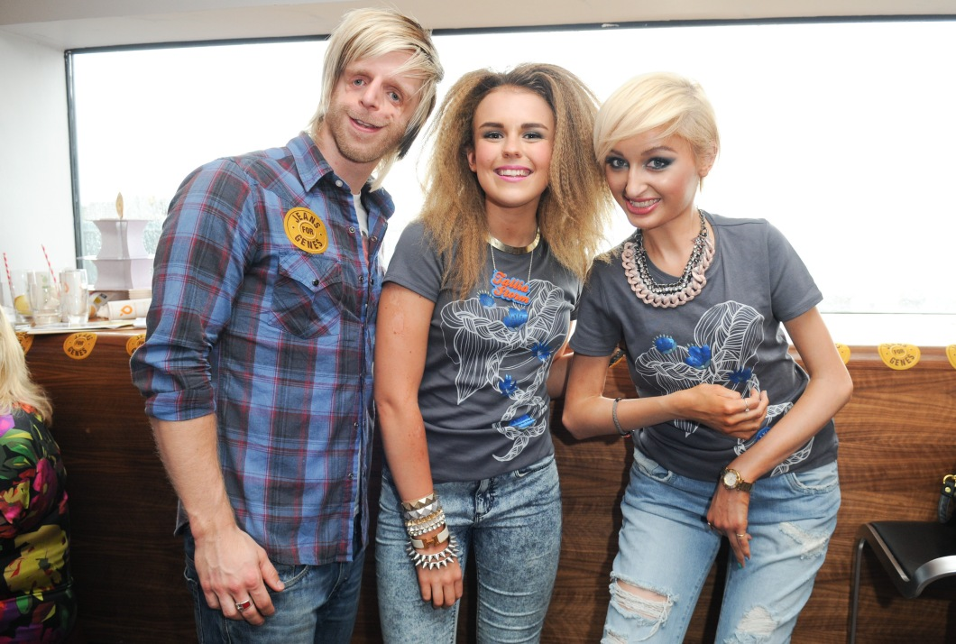 Tallia's Tee Party in aid of Jeans for Genes