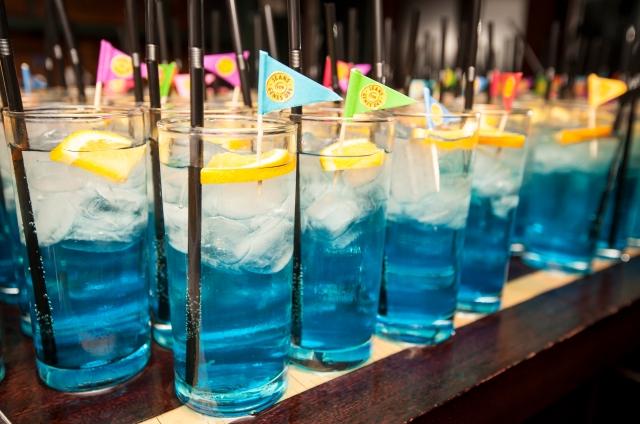 Jean Genie Cocktails