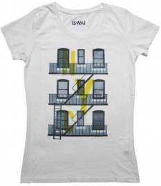 ISWAI New York Tshirt