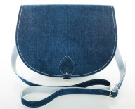 Zatchels Denim Bag