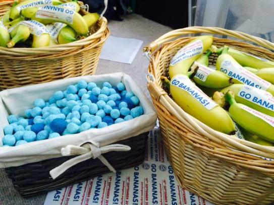 OMPA Go Bananas & Sweets