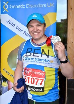 Ben Medal 3