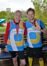 Graham & Timothy Medals