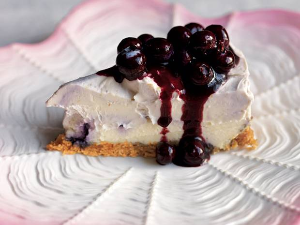 Blueberry cheesecake pic (3)